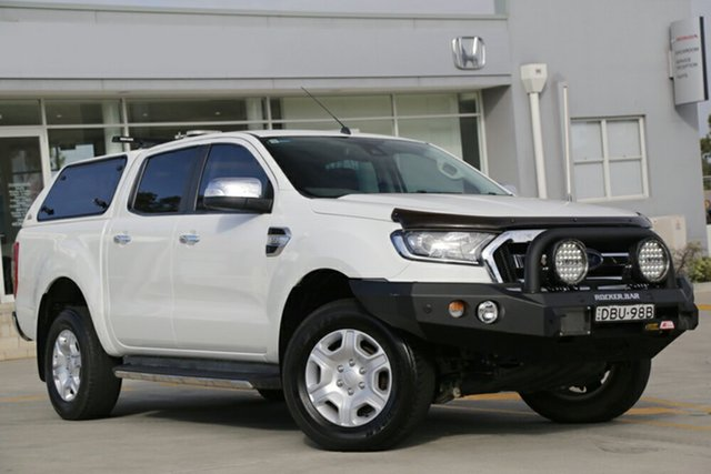 Used Ford Ranger XLT Double Cab, Narellan, 2015 Ford Ranger XLT Double Cab Utility