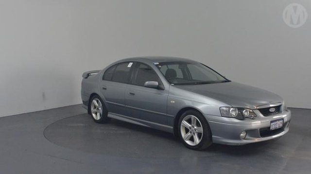 Used Ford Falcon XR6, Altona North, 2005 Ford Falcon XR6 Sedan