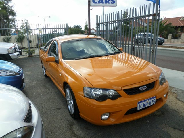 Used Ford Falcon XR6 Ute Super Cab, Mount Lawley, 2007 Ford Falcon XR6 Ute Super Cab Utility