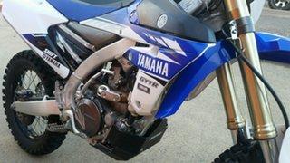 2017 Yamaha WR450F 450CC.