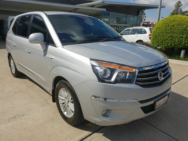 Discounted Used Ssangyong Stavic, Yamanto, 2013 Ssangyong Stavic Wagon