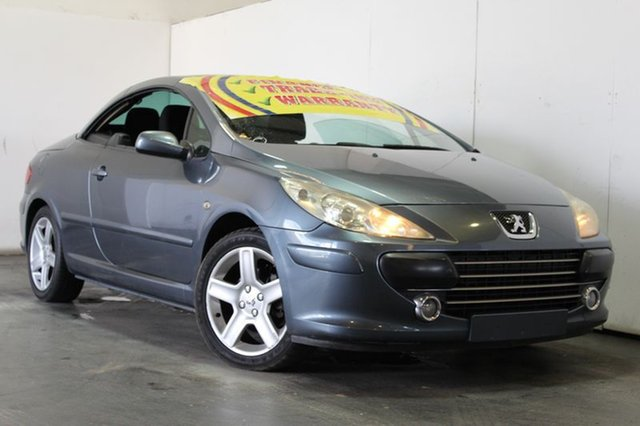 Discounted Used Peugeot 307 CC Dynamic, Underwood, 2005 Peugeot 307 CC Dynamic Cabriolet