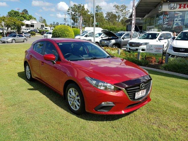 Discounted Used Mazda 3 Maxx SKYACTIV-Drive, Yamanto, 2014 Mazda 3 Maxx SKYACTIV-Drive Hatchback