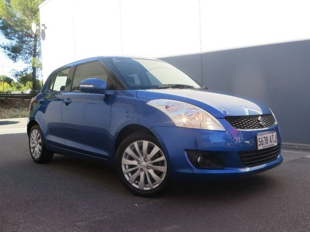 Used Suzuki Swift GLX, Reynella, 2012 Suzuki Swift GLX Hatchback