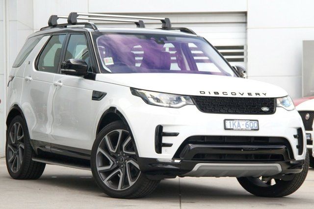 Discounted Demonstrator, Demo, Near New Land Rover Discovery SD4 HSE Luxury, Gardenvale, 2017 Land Rover Discovery SD4 HSE Luxury Wagon