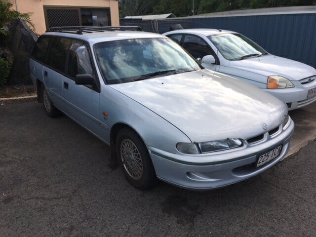 Used Holden Commodore Equipe, North Rockhampton, 1996 Holden Commodore Equipe Wagon
