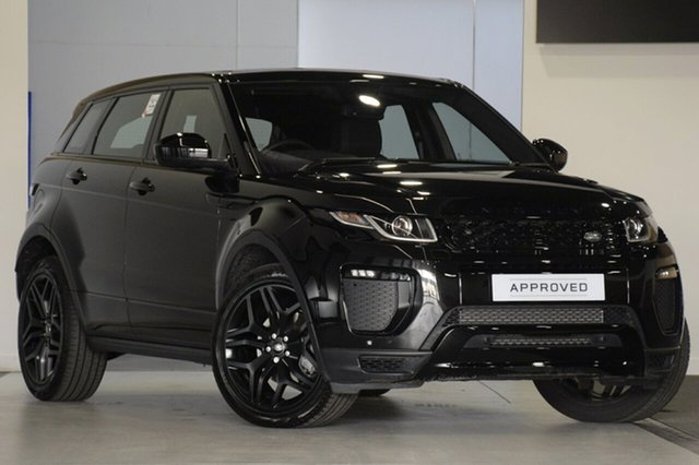 Used Land Rover Range Rover Evoque SI4 HSE Dynamic, Doncaster, 2017 Land Rover Range Rover Evoque SI4 HSE Dynamic Wagon