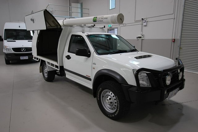 Used Holden Rodeo LX, Kenwick, 2007 Holden Rodeo LX Cab Chassis