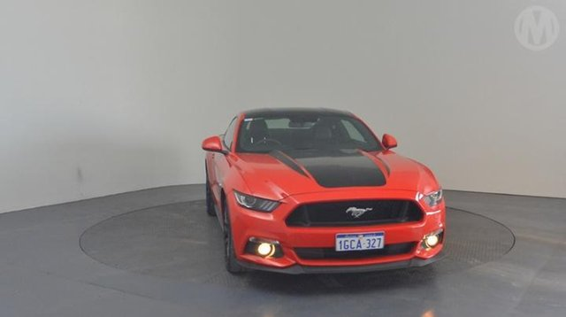 Used Ford Mustang Fastback GT 5.0 V8, Altona North, 2016 Ford Mustang Fastback GT 5.0 V8 Coupe
