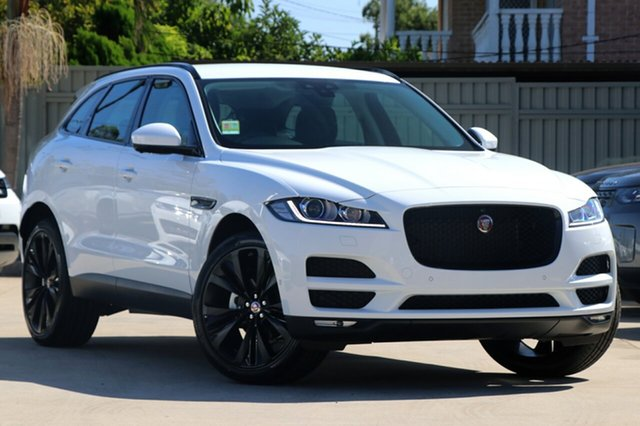 Demonstrator, Demo, Near New Jaguar F-PACE 20d AWD Prestige, Blakehurst, 2017 Jaguar F-PACE 20d AWD Prestige Wagon
