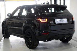 2017 Land Rover Range Rover Evoque SI4 HSE Dynamic Wagon.