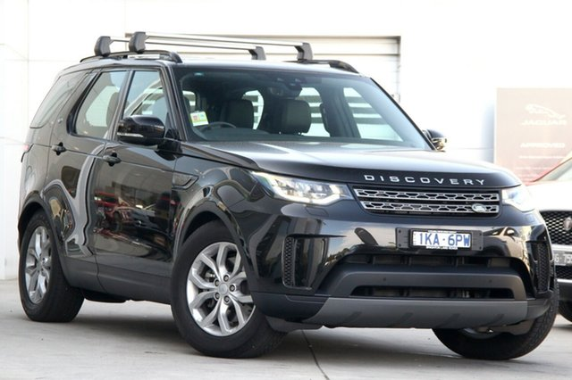 Discounted Demonstrator, Demo, Near New Land Rover Discovery TD6 SE, Gardenvale, 2017 Land Rover Discovery TD6 SE Wagon