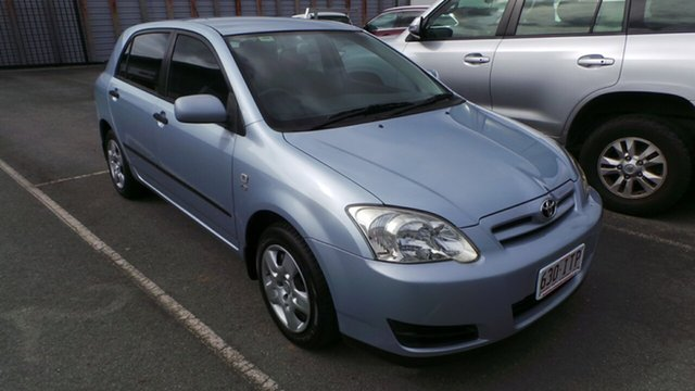 Used Toyota Corolla Ascent, Morayfield, 2005 Toyota Corolla Ascent Hatchback