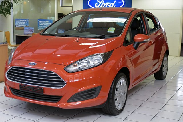 Discounted New Ford Fiesta Ambiente PwrShift, Southport, 2017 Ford Fiesta Ambiente PwrShift Hatchback