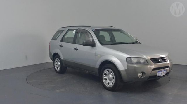 Used Ford Territory TX (4x4), Altona North, 2005 Ford Territory TX (4x4) Wagon
