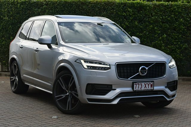Discounted Demonstrator, Demo, Near New Volvo XC90 T8 Geartronic AWD R-Design, Southport, 2017 Volvo XC90 T8 Geartronic AWD R-Design Wagon