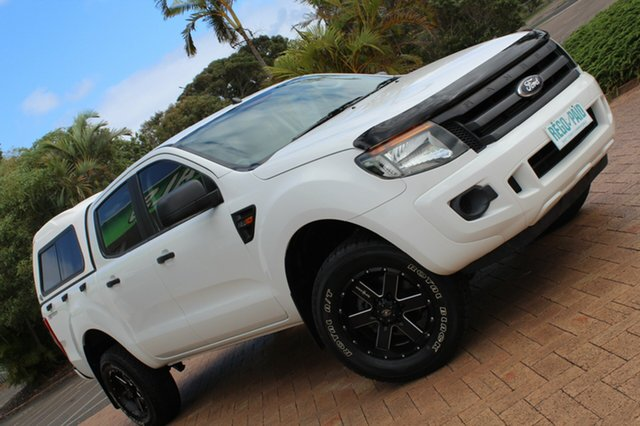Used Ford Ranger XL Double Cab 4x2 Hi-Rider, Bokarina, 2012 Ford Ranger XL Double Cab 4x2 Hi-Rider PX Utility