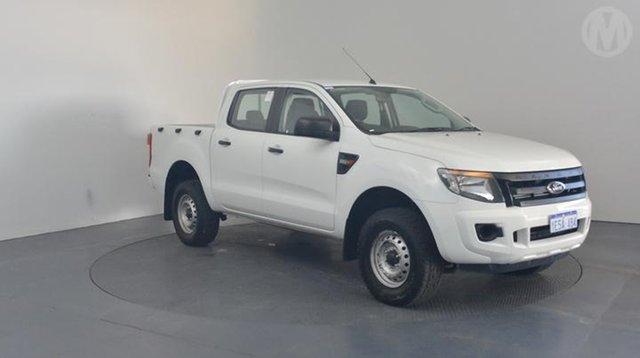Used Ford Ranger XL 2.2 (4x4), Altona North, 2014 Ford Ranger XL 2.2 (4x4) Crew Cab Utility