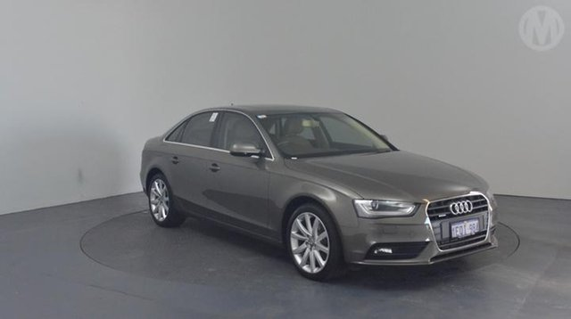 Used Audi A4 2.0 TFSI Quattro, Altona North, 2014 Audi A4 2.0 TFSI Quattro Sedan