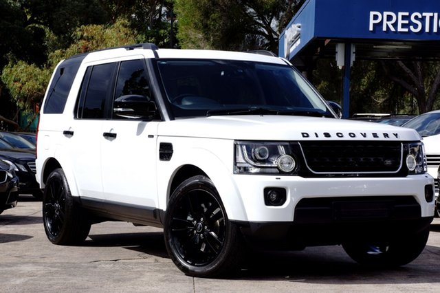 Used Land Rover Discovery SDV6 SE, Balwyn, 2014 Land Rover Discovery SDV6 SE Wagon