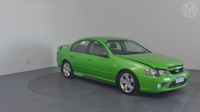 Used Ford Falcon XR6T, Altona North, 2007 Ford Falcon XR6T Sedan