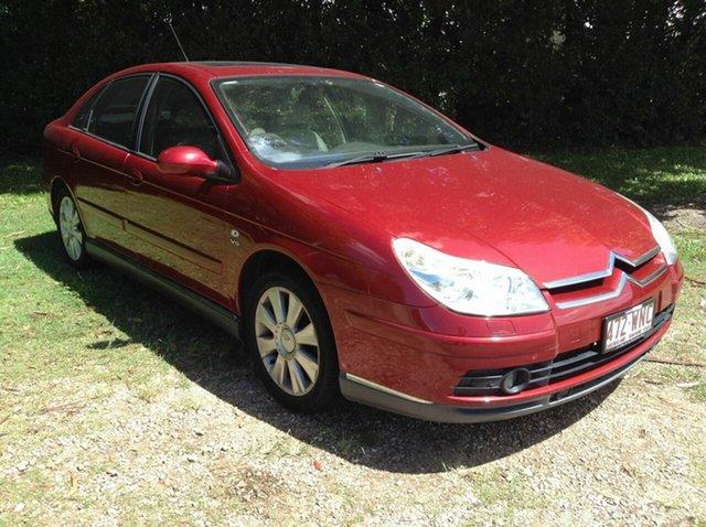 Used Citroen C5 V6, Nambour, 2005 Citroen C5 V6 Hatchback