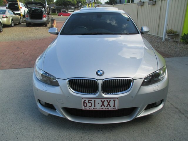 Used BMW 335i Steptronic, Bundall, 2008 BMW 335i Steptronic E92 MY08 Coupe