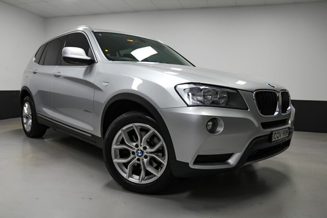 Used BMW X3 xDrive20d Steptronic, Cardiff, 2013 BMW X3 xDrive20d Steptronic Wagon