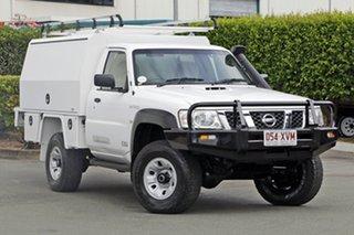 Used Nissan Patrol ST, Acacia Ridge, 2013 Nissan Patrol ST Y61 GU 6 SII MY13 Cab Chassis