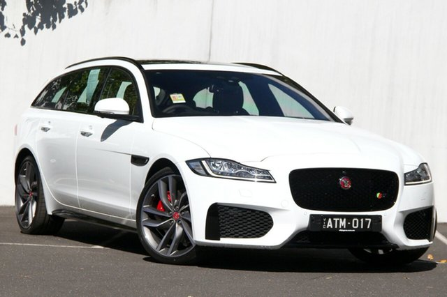 Demonstrator, Demo, Near New Jaguar XF 30d Sportbrake S, Malvern, 2017 Jaguar XF 30d Sportbrake S Wagon