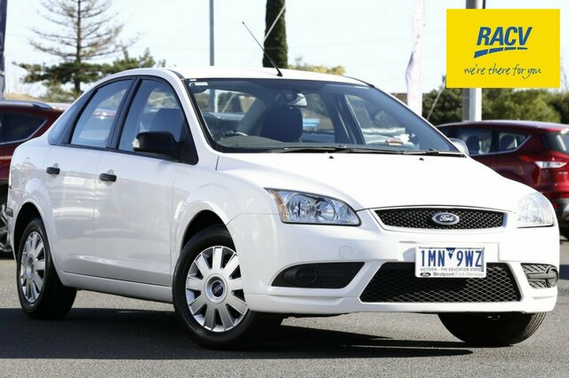 Used Ford Focus CL, Hoppers Crossing, 2008 Ford Focus CL Sedan