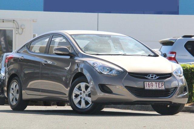 Used Hyundai Elantra Active, Bowen Hills, 2013 Hyundai Elantra Active Sedan