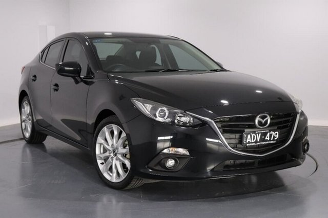 Used Mazda 3 SP25, 2015 Mazda 3 SP25 BM Series Sedan