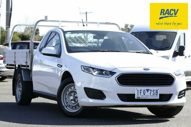 Used Ford Falcon Super Cab, Hoppers Crossing, 2015 Ford Falcon Super Cab Cab Chassis