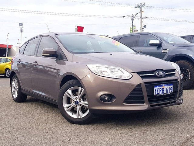 Used Ford Focus Trend PwrShift, Morley, 2014 Ford Focus Trend PwrShift Hatchback