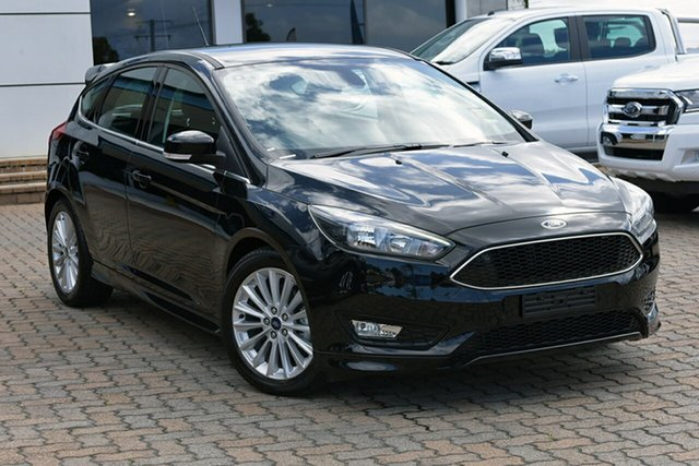 Discounted New Ford Focus Sport, Southport, 2017 Ford Focus Sport Hatchback