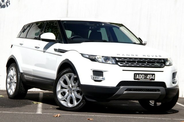 Used Land Rover Range Rover Evoque TD4 Pure Tech, Malvern, 2014 Land Rover Range Rover Evoque TD4 Pure Tech Wagon