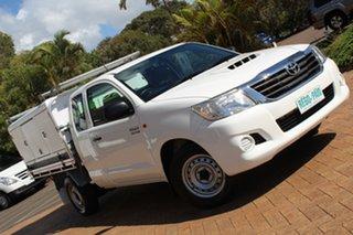 Used Toyota Hilux SR Xtra Cab 4x2, Bokarina, 2013 Toyota Hilux SR Xtra Cab 4x2 KUN16R MY12 Utility