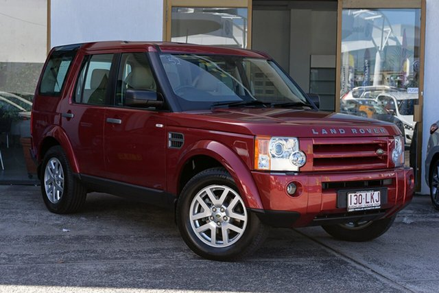 Used Land Rover Discovery 3 SE, Southport, 2008 Land Rover Discovery 3 SE Wagon