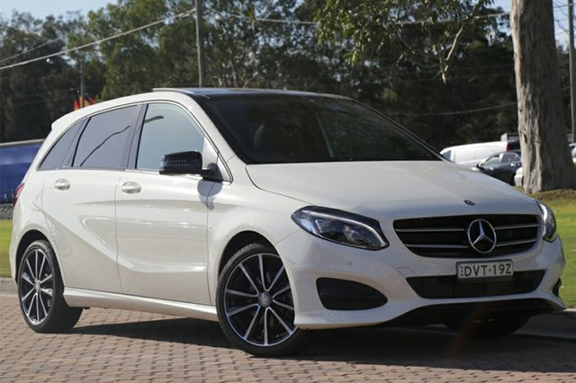 Discounted Used Mercedes-Benz B180 DCT, Warwick Farm, 2017 Mercedes-Benz B180 DCT Hatchback