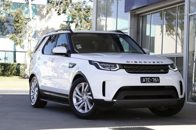Demonstrator, Demo, Near New Land Rover Discovery Td4 SE, Port Melbourne, 2017 Land Rover Discovery Td4 SE Wagon