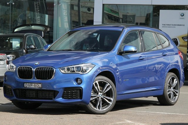 Used BMW X1 sDrive 18D, Brookvale, 2016 BMW X1 sDrive 18D Wagon