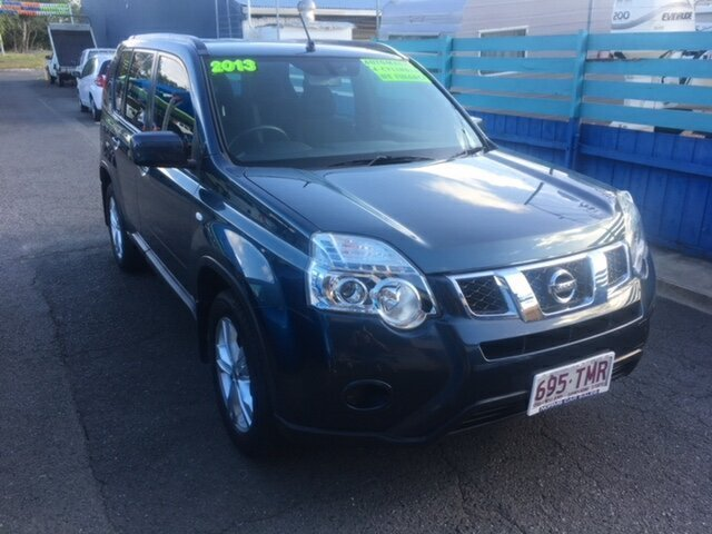 Used Nissan X-Trail ST, North Rockhampton, 2013 Nissan X-Trail ST Wagon