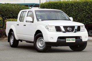 Used Nissan Navara RX, Acacia Ridge, 2013 Nissan Navara RX D40 S8 Utility