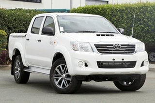 Discounted Used Toyota Hilux SR Double Cab, Acacia Ridge, 2012 Toyota Hilux SR Double Cab KUN26R MY12 Utility