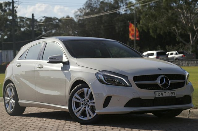 Discounted Used Mercedes-Benz A180 D-CT, Warwick Farm, 2017 Mercedes-Benz A180 D-CT Hatchback