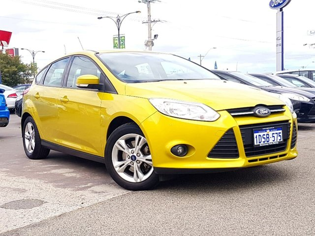 Used Ford Focus Trend PwrShift, Morley, 2011 Ford Focus Trend PwrShift Hatchback