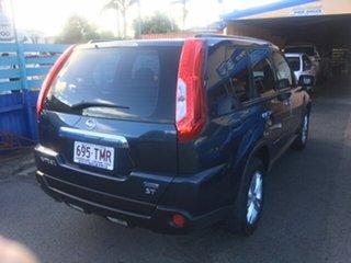 2013 Nissan X-Trail ST Wagon.