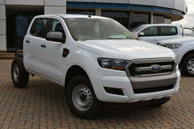 Discounted New Ford Ranger XL Double Cab, Southport, 2017 Ford Ranger XL Double Cab Cab Chassis