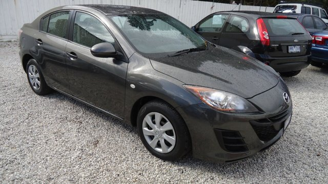 Used Mazda 3 Neo Activematic, Seaford, 2010 Mazda 3 Neo Activematic Sedan